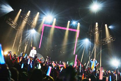 Amaryllis Bomb、涙と笑顔が溢れたツアーファイナル・赤坂BLITZ公演をレポート