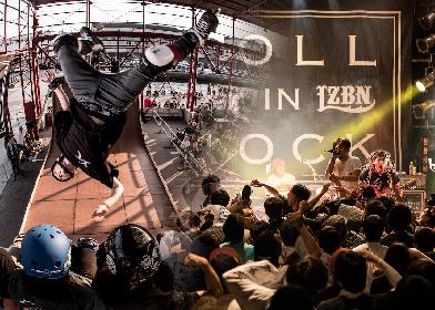 エクストリームスポーツ×ロックのミックスアップイベント『ROLL IN ROCK vol.3 』が今年も開催決定
