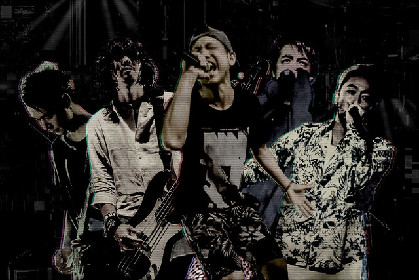 ORANGE RANGE、年またぎライブツアー10月開幕