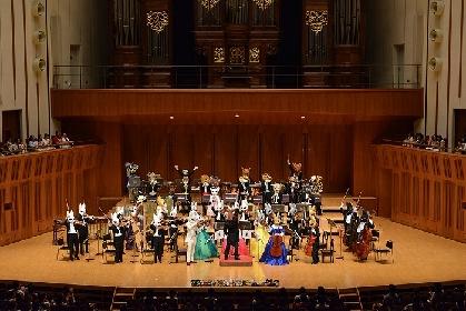 ズーラシアンフィルハーモニー管弦楽団、結成10周年記念公演『2021 ズーラシアンブラス カーニバル』を開催
