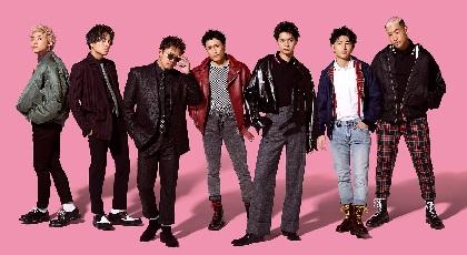 GENERATIONS 2020年第1弾シングル「ヒラヒラ」4月15日リリース決定、新ビジュアルとMVも公開