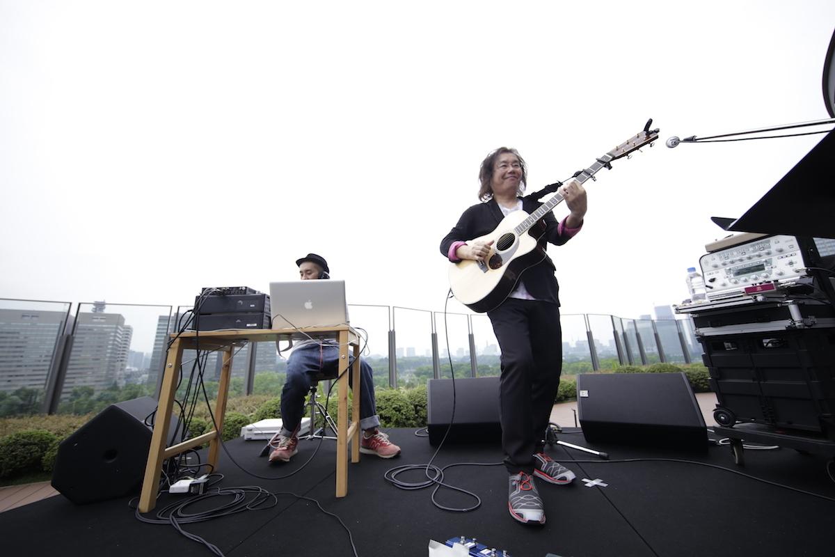 小倉博和  (写真提供:日比谷音楽祭)