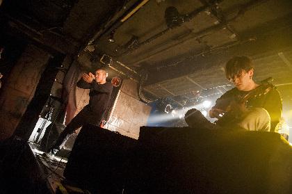 MOROHA この日の相手は宿敵のバンド・SUPER BEAVER ー真っ向からぶん殴ってくれる2組のアーティストがいた