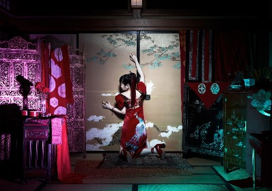 大森靖子 タワーレコード新宿店で衣装展開催、特設サイトコメント最終追加第4弾も公開