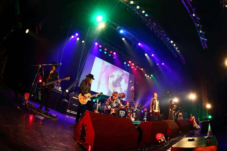 "『hide Birthday Party 2020 Sing along live""Hi-Ho!""』"