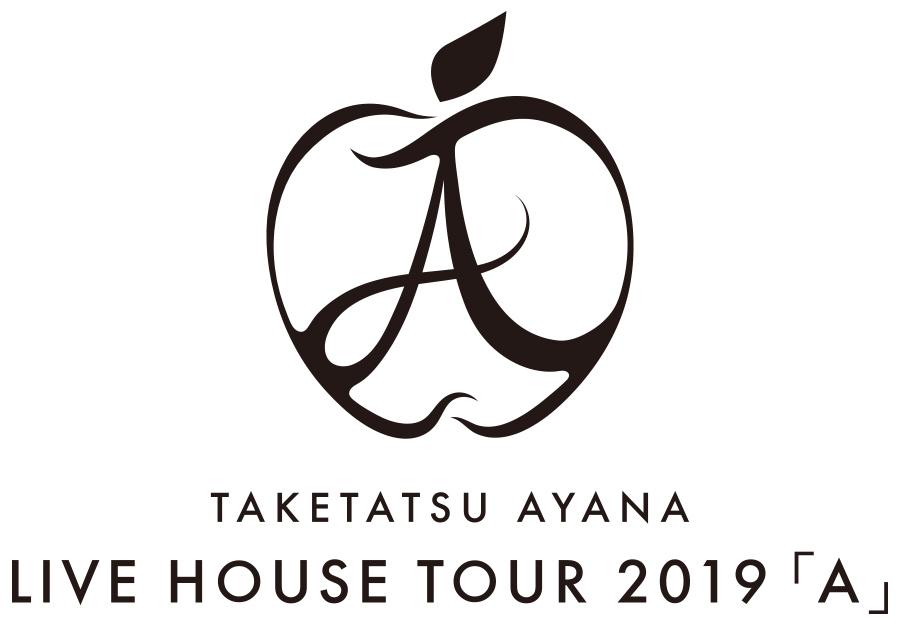 竹達LIVE HOUSE TOURロゴ