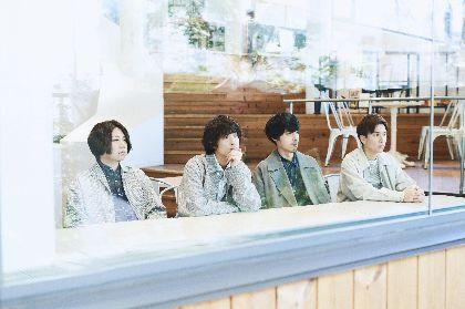 SHE'S、NHK Eテレアニメ『メジャーセカンド』EDテーマ「One」のセルフライナーノーツ&オフィシャルオーディオを公開
