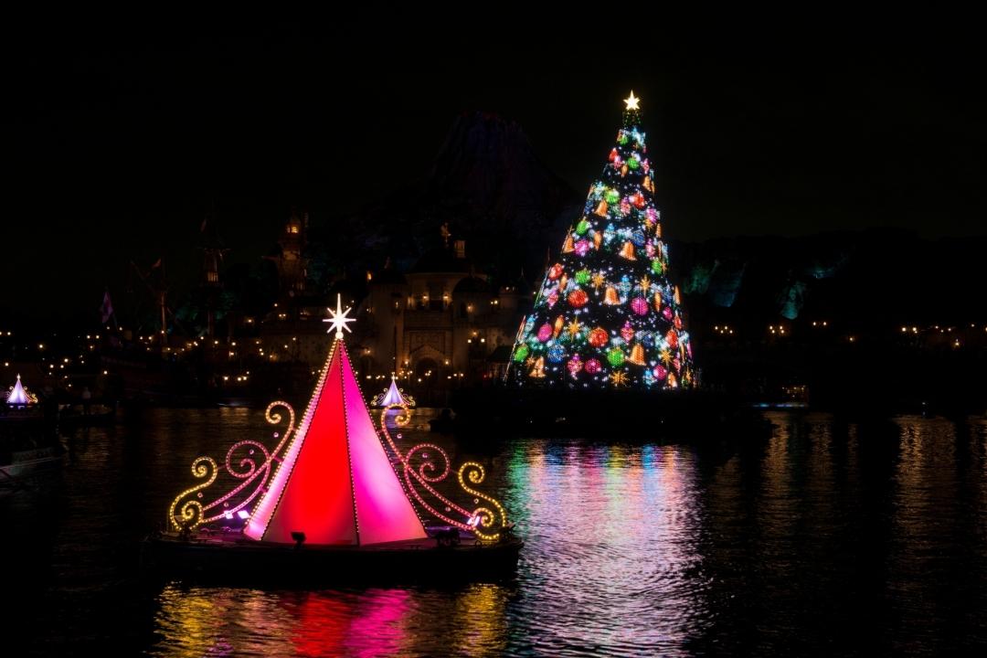カラー・オブ・クリスマス -アフターグロウ  ※イメージ (C)Disney
