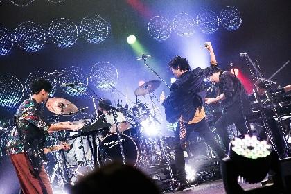 flumpool 活動休止発表直前の横浜ワンマンをレポート――逆境のライブで4人の背中を押した絆