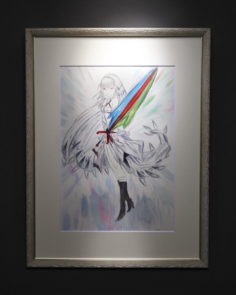 アルテラ (C)TYPE-MOON / FGO PROJECT (C)Yoshitaka Amano