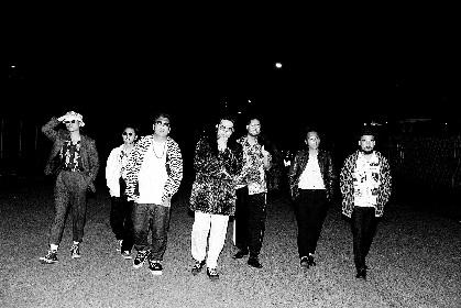 SANABAGUN. 7人体制での初EPはKan Sano をゲストに迎えた7曲入り、Licaxxxをフィーチャーしたトレイラーも公開
