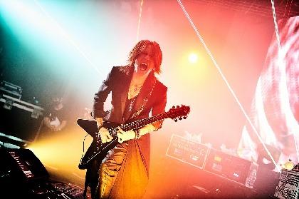 SUGIZOが初の配信ライブで示した音楽の可能性と希望の光