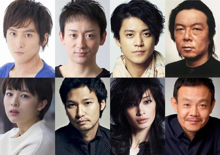 劇団☆新感線「髑髏城の七人」花鳥風月 produced by TBS キャスト