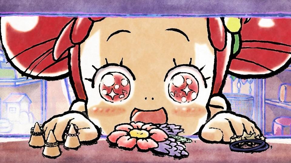 短編アニメ集おじゃ魔女どれみ「ほのぼの劇場」 (c) 東映アニメーション
