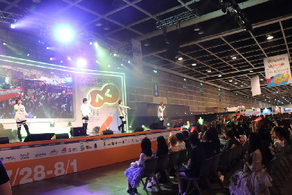 ROOT FIVE やのあんなも熱唱 熱波の香港で行われたアニメ・ゲームの祭典『香港動漫電玩節』をレポート