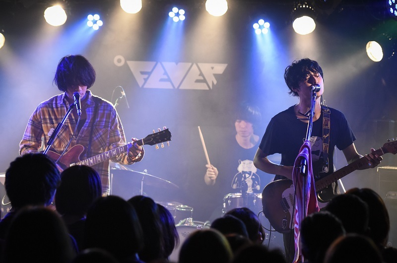 LAMP IN TERREN×The Cheserasera 2016年12月2日(金)新代田FEVER 撮影=釘野 孝宏