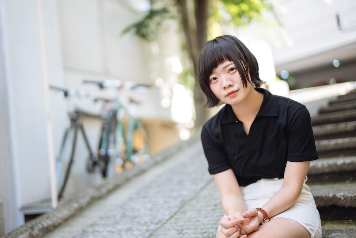 SHISHAMO・宮崎朝子