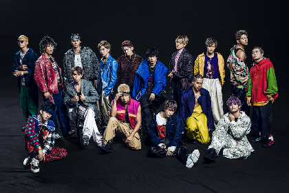 THE RAMPAGE from EXILE TRIBE、自身初となるアリーナツアーを2019年に開催
