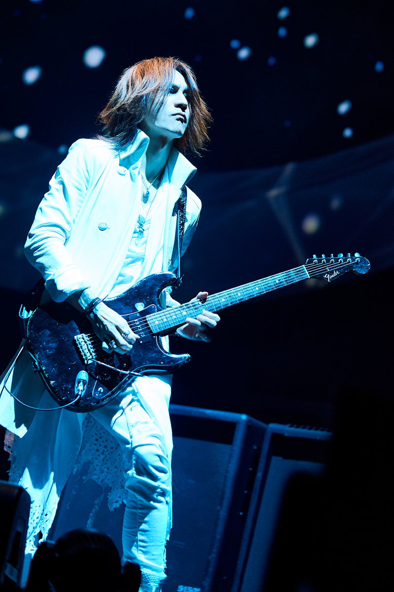 LUNA SEA/SUGIZO『The Holy Night -Beyond the Limit-』2016/12/24(sat) さいたまスーパーアリーナ