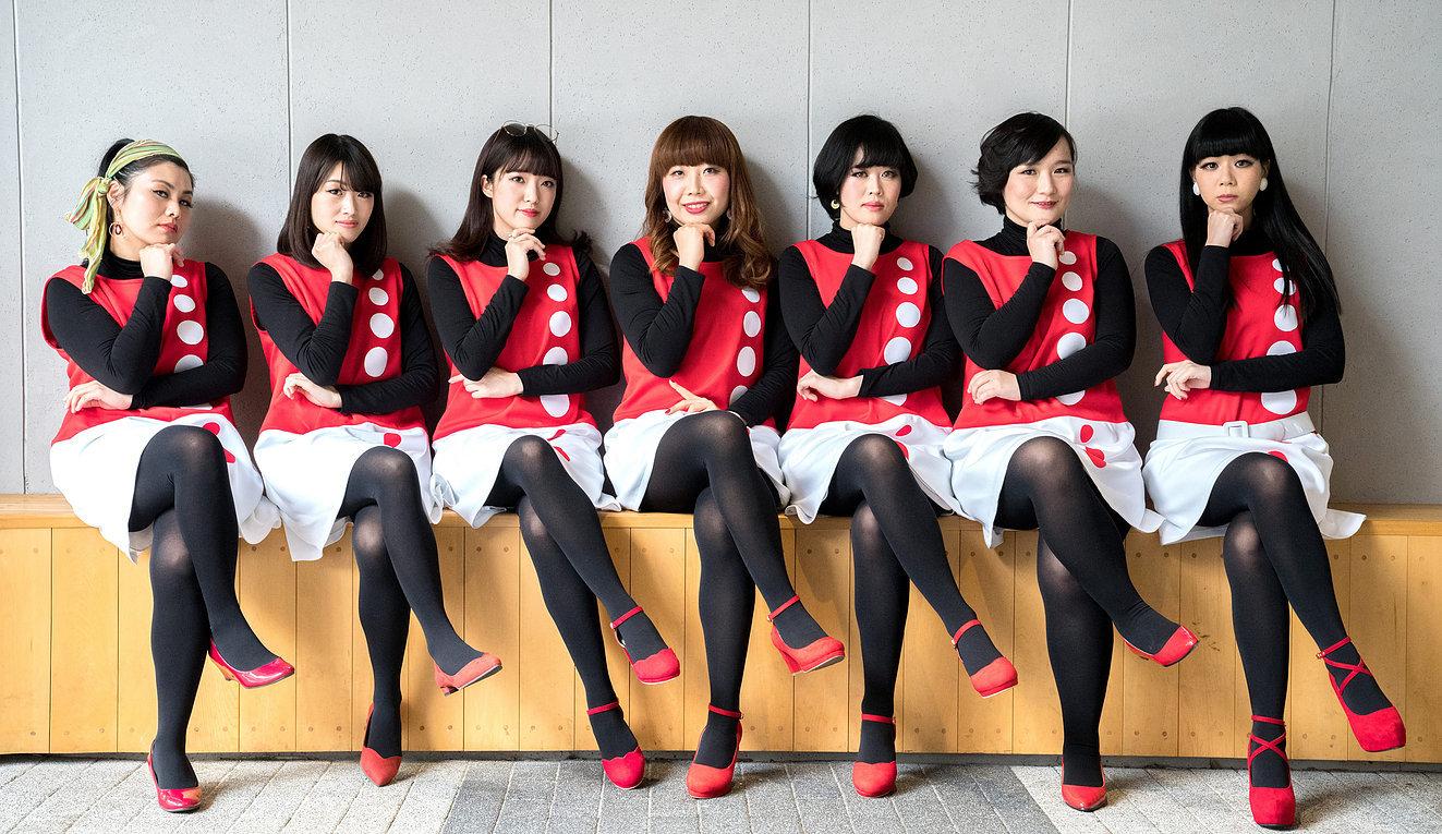 松竹芸能は「Shochiku Sisters」という個性的豊かな女の子たちが