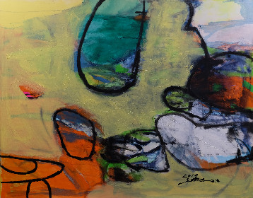 『大場節子絵画展』が渋谷・Bunkamura Galleryで開催 フランスの情景を新しいフォーカスで描く