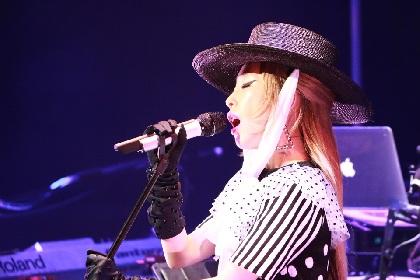 加藤ミリヤ、『I HATE YOU E.P.』のリリースと全国ツアーを発表