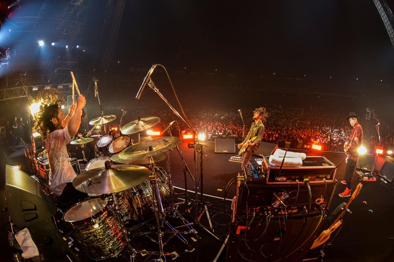 The BONEZ photo by 瀧本JON...行秀