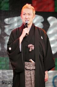中村獅童が「休んでいた全てを超歌舞伎にぶつけたい」『ニコニコ超会議2018』盛りだくさんすぎる詳細が一気発表
