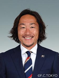 FC東京のOB 石川直宏氏