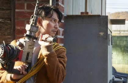 """平和な田舎町で行われる""""ゾンビ・ビジネス""""が惨劇を呼ぶ? 韓国初の異色ゾンビ映画『感染家族』日本公開が決定"""