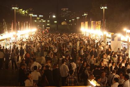 『大阪城クラフトビアホリデイ』初日の様子を会場からレポート 取材班オススメのビールも一挙紹介