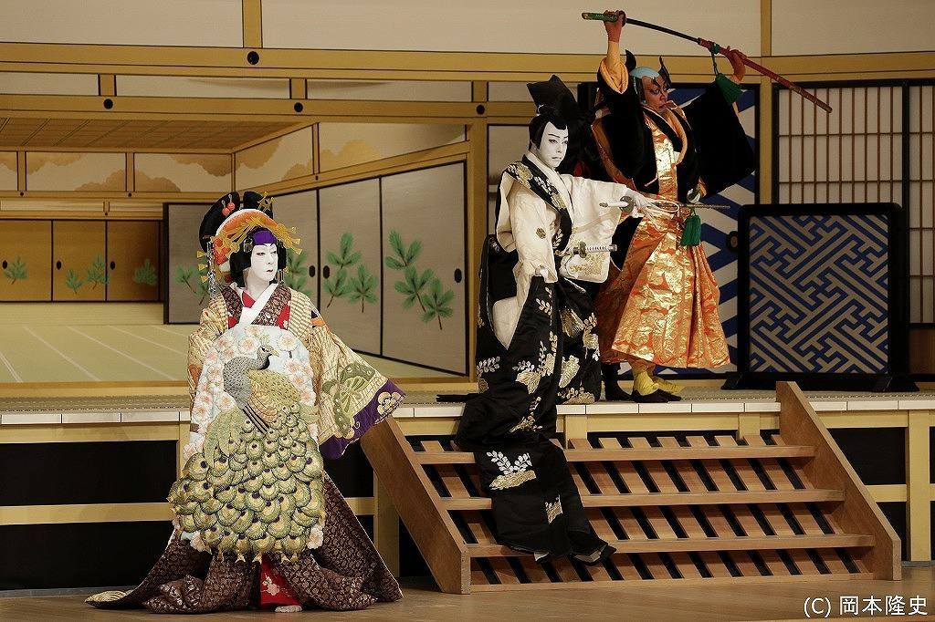 シネマ歌舞伎『阿古屋』  (C)岡本隆史