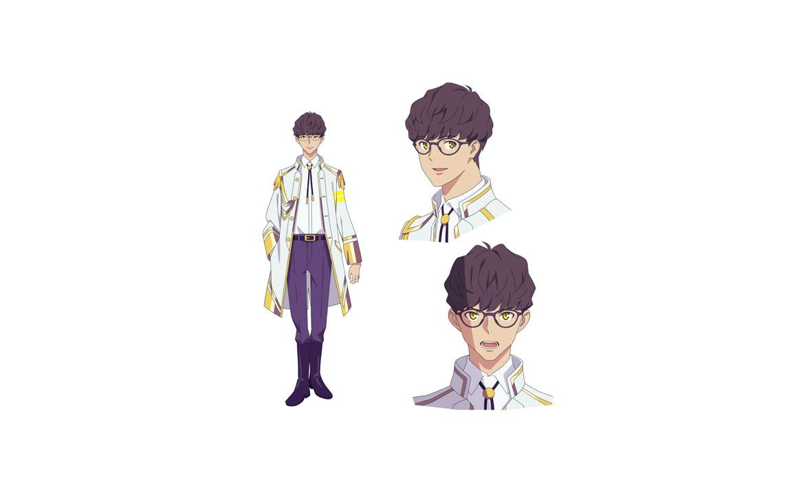 ジュウガ(cv.神谷浩史) (C)円谷プロ(C)2021 TRIGGER・雨宮哲/「DYNAZENON」製作委員会