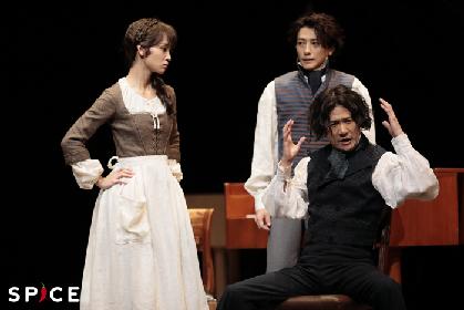 【レポート】稲垣吾郎がベートーヴェンを演じる『No.9 -不滅の旋律-』待望の再演~あまりに剥き出しな、荒ぶる魂