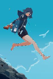 三月のパンタシア、「音楽×小説×イラスト」を連動させた、ワンマンライブ『18時33分、冬もまた輝く』を豊洲PITで開催決定
