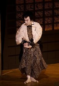 市川海老蔵が主要な七役を早替りで魅せる『市川海老蔵 古典への誘い』 初日開幕