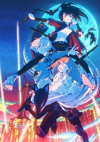 秋公開、劇場アニメ『BLACKFOX』本編冒頭映像特別プレビューを公開!主題歌担当fripSideより特別コメントも到着