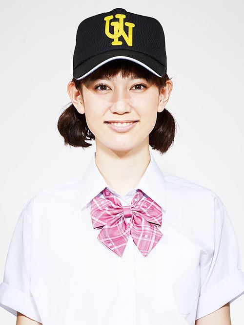 篠岡千代役:澤田美紀