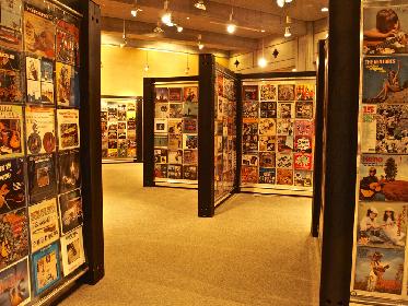 「ロックの殿堂ミュージアム」が金沢に誕生、グランドオープンに先駆けて一部展示を無料公開