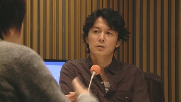 福山雅治(写真提供:ニッポン放送)