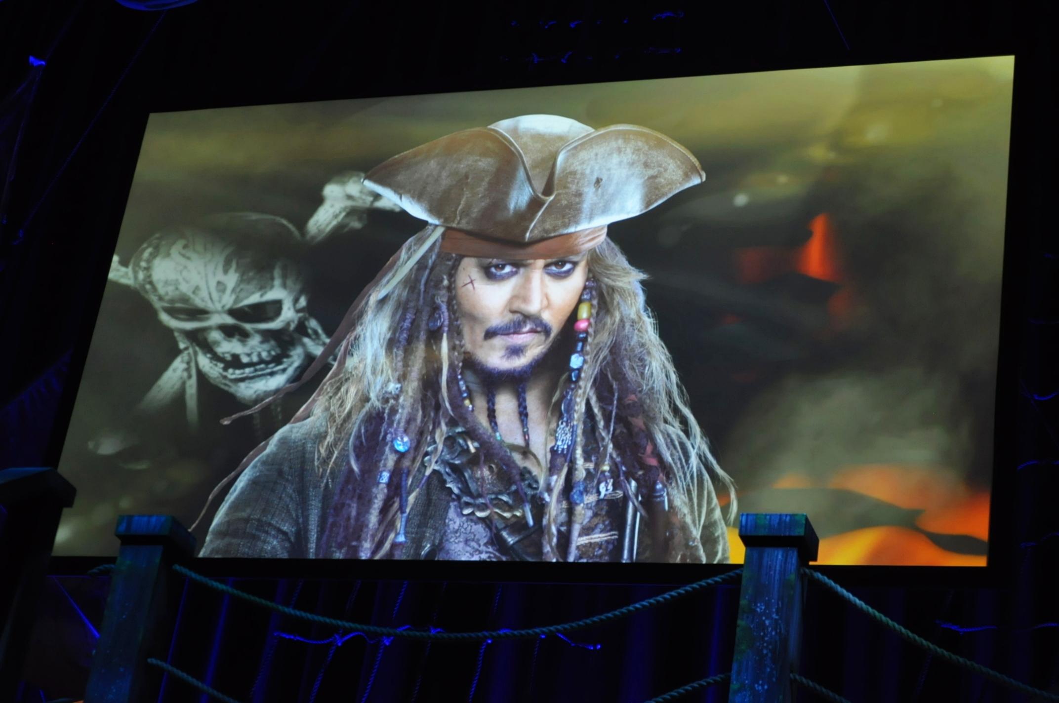 『パイレーツ・オブ・カリビアン/最後の海賊』夏祭りプレミア 撮影=村田 由美子