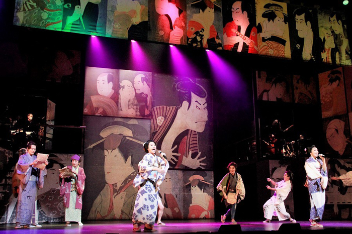 cube 20th presents Japanese Musical『戯伝写楽 2018』