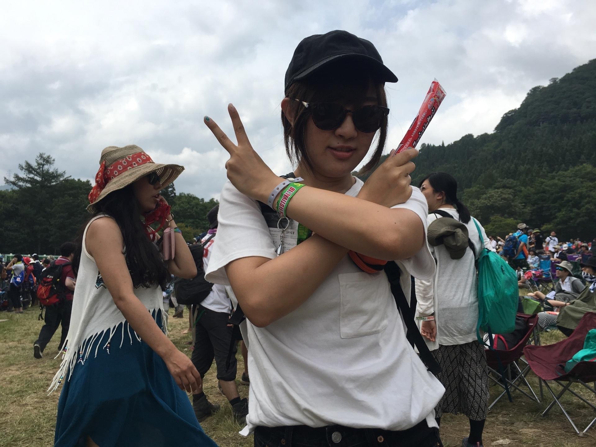 初心者・シマザキ、苗場の地に帰還