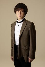 竹島 宏、新曲「向かい風 純情」がNHK BS時代劇『大富豪同心2』主題歌に決定