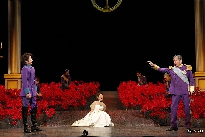 藤原竜也・石原さとみ・吉田鋼太郎コメント&舞台写真が到着 彩の国シェイクスピア・シリーズ第37弾『終わりよければすべてよし』が開幕