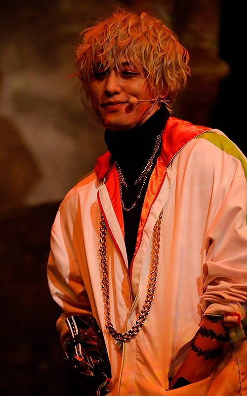 稲垣成弥(征木北斎)  ©Paradox Live on Stage2021