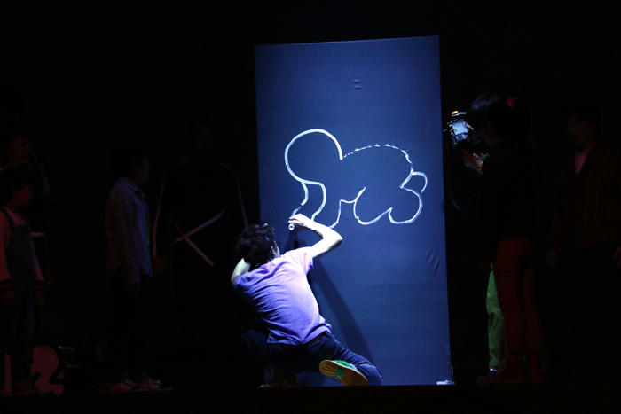 ミュージカル「ラディアント・ベイビー~キース・ヘリングの生涯~」