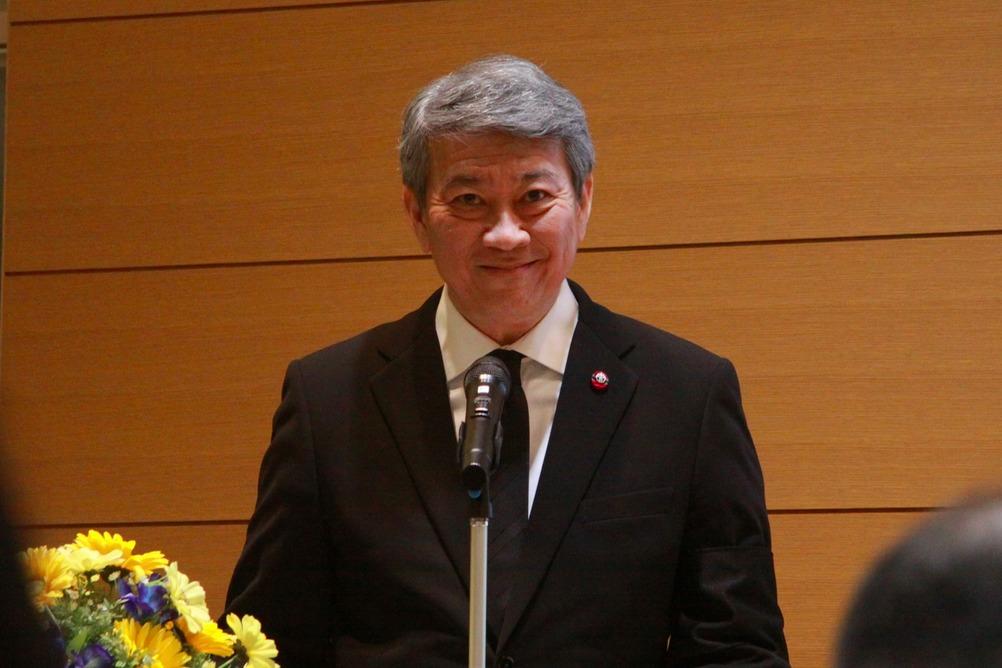 タイ王国大使館 駐日タイ王国特命全権大使 バンサーン・ブンナーク閣下