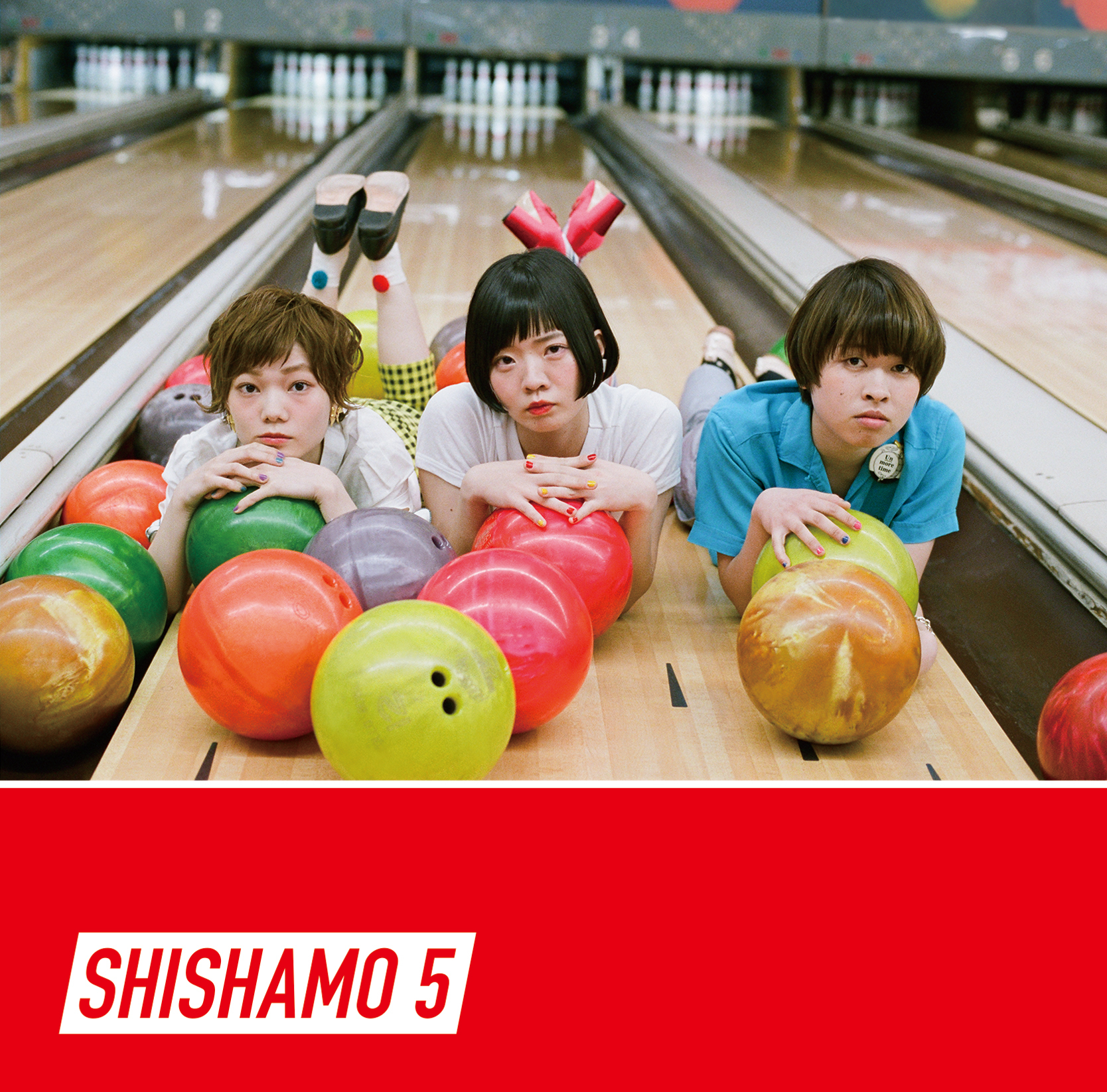 『SHISHAMO 5』