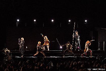 舞台『刀剣乱舞』外伝 此の夜らの小田原 公演の模様とキャストコメントが到着